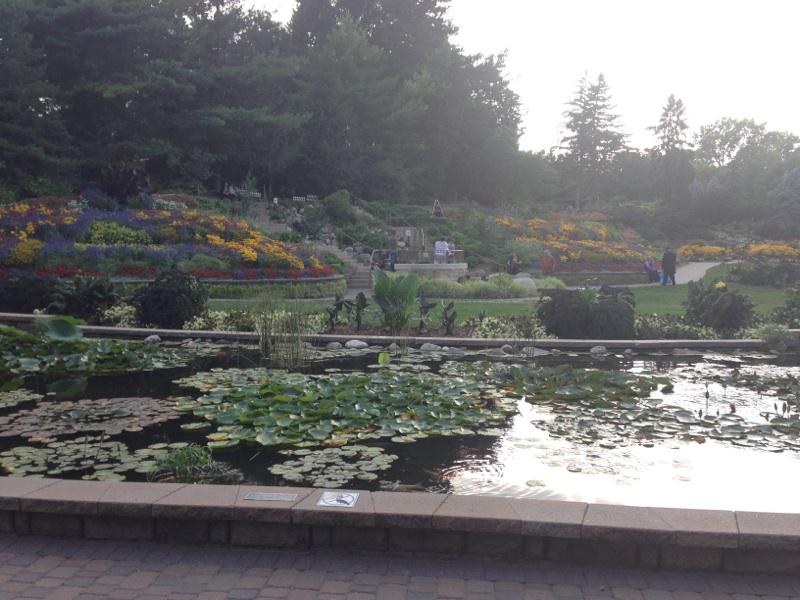 Sunken Gardens - Lincoln, Ne